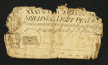 Colonial Notes:North Carolina, North Carolina March 9, 1754 26s/8d Good-Very Good....