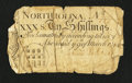 Colonial Notes:North Carolina, North Carolina March 9, 1754 30s Solid 777 Serial Number VeryGood....