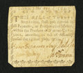 Colonial Notes:North Carolina, North Carolina July 14, 1760 20s Solid 999 Serial Number VeryFine....