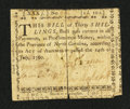 Colonial Notes:North Carolina, North Carolina July 14, 1760 30s Very Fine....