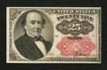 Fractional Currency:Fifth Issue, Fr. 1309 25¢ Fifth Issue Extremely Fine-About New....