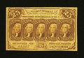 Fractional Currency:First Issue, Fr. 1281 25¢ First Issue Very Fine-Extremely Fine....