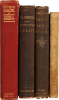 Books:Non-fiction, Four Slave Narratives, including: Josiah Henson. Father Henson'sStory of His Own Life. [and:] Solomon Northup... (Total: 4Items)