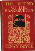 Books:Signed Editions, Arthur Conan Doyle. The Hound of the Baskervilles. London:George Newnes, 1902.. First edition. With a tipped-in i...