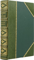 Books:Non-fiction, Charles Darwin. On the Origin of Species by Means of NaturalSelection, or the Preservation of Favoured Races in the Str...