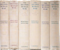 Books:First Editions, Winston S. Churchill. The Second World War. London TorontoMelbourne Sydney Wellington: Cassell & Co., Ltd., [19...(Total: 6 Items)