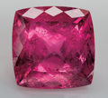 Gems:Faceted, EXCEPTIONALLY LARGE CALIFORNIA TOURMALINE. ...