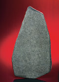 Meteorites:Stones, NWA 5974 - A LARGE COMPLETE SLICE OF A SUBLIME STONE METEORITE. ...