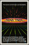 """Movie Posters:Science Fiction, Star Trek: The Motion Picture (Paramount, 1979). One Sheet (25.25""""X 39"""") Mylar Advance and Lobby Cards (2) (11"""" X 14""""). Sci...(Total: 3 Items)"""