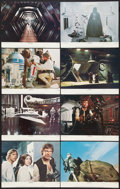 "Movie Posters:Science Fiction, Star Wars (20th Century Fox, 1977). Lobby Card Set of 8 (11"" X14""). Science Fiction.. ... (Total: 8 Items)"