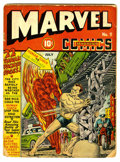 Golden Age (1938-1955):Superhero, Marvel Mystery Comics #9 (Timely, 1940) Condition: FR....