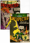 Silver Age (1956-1969):Horror, Tales of the Unexpected #41 and 52 Group (DC, 1959-60).... (Total:2 Comic Books)