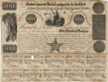 "Autographs:Military Figures, Mirabeau B. Lamar Partially Printed Document Signed ""Mirabeau B.Lamar"" as president of the Republic of Texas, One page,..."