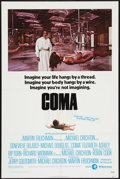"""Movie Posters:Science Fiction, Coma Lot (MGM, 1978). One Sheets (2) (27"""" X 41""""). Science Fiction.. ... (Total: 2 Items)"""