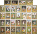 """Baseball Collectibles:Others, 1988 Perez-Steele Galleries Signed """"Great Moments"""" Cards Collection...."""