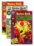 Bronze Age (1970-1979):Cartoon Character, Richie Rich Cash #1-47 File Copies Group (Harvey, 1974-82)Condition: Average VF/NM.... (Total: 47 Comic Books)