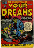 Golden Age (1938-1955):Science Fiction, Strange World of Your Dreams #4 (Prize, 1953) Condition: VG-....