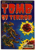 Golden Age (1938-1955):Horror, Tomb of Terror #13 (Harvey, 1954) Condition: FN+....