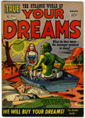 Golden Age (1938-1955):Science Fiction, Strange World of Your Dreams #1 (Prize, 1952) Condition: VG+....
