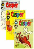 Bronze Age (1970-1979):Cartoon Character, Friendly Ghost Casper #151-200 File Copies Group (Harvey, 1971-78) Condition: Average NM-.... (Total: 50 Comic Books)