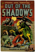 Golden Age (1938-1955):Horror, Out Of The Shadows #6 (Standard, 1952) Condition: VG/FN....
