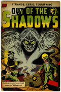 Golden Age (1938-1955):Horror, Out Of The Shadows #5 (Standard, 1952) Condition: VG/FN....