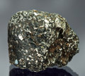 Minerals:Native Metals, PLATINUM NUGGET WITH CRYSTALLINE FACES. ...