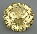 Gems:Faceted, YELLOW SPODUMENE. ...