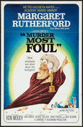 """Movie Posters:Comedy, Murder Most Foul (MGM, 1964). One Sheet (27"""" X 41""""). Comedy.. ..."""
