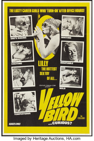 Yellow Bird (Century Cinema Corp , 1970)  One Sheet (27
