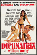 "Movie Posters:Adult, Dominatrix Without Mercy (Star Films, 1976). Poster (25"" X 37.5""). Adult.. ..."