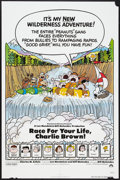 "Movie Posters:Animated, Race for Your Life, Charlie Brown Lot (Paramount, 1977). One Sheets(2) (27"" X 41""). Animated.. ... (Total: 2 Items)"