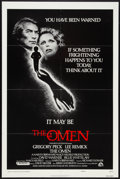 """Movie Posters:Horror, The Omen Lot (20th Century Fox, 1976). One Sheets (2) (27"""" X 41"""") Style A and Style F and Pressbooks (2) (Multiple Pages, Va... (Total: 4 Items)"""