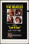 """Movie Posters:Rock and Roll, Let It Be (United Artists, 1970). One Sheet (27"""" X 41"""") andPressbook (Multiple Pages, 11"""" X 17""""). Rock and Roll.. ... (Total:2 Items)"""