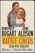 "Movie Posters:War, Battle Circus (MGM, 1953). One Sheet (27"" X 41""), Title Lobby Cardand Lobby Cards (4) (11"" X 14""). War.. ... (Total: 6 Items)"