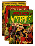 Golden Age (1938-1955):Horror, Strange Mysteries #2, 5, and 6 Group (Superior, 1951-52)....(Total: 3 Comic Books)