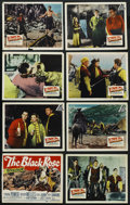 "Movie Posters:Adventure, The Black Rose (20th Century Fox, 1950). Lobby Card Set of 8 (11"" X14""). Adventure. ... (Total: 8 Items)"