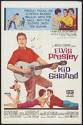 "Movie Posters:Elvis Presley, Kid Galahad (United Artists, 1962). One Sheet (27"" X 41""). ElvisPresley.. ..."