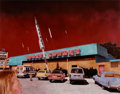 Photographs, PATRICK NAGATANI (American, b. 1945). Rocket Lounge, Alamogordo, New Mexico, 1989. Dye-destruction, 1992. Paper: 16 x 20...