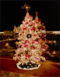 Photographs:Contemporary, ALBERT WATSON (British, b. 1942). Connie Steven's Christmas TreeHard Rock Las Vegas, 2002, 2002. Archival Epson color. ...