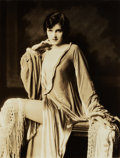 Photographs:20th Century, ALFRED CHENEY JOHNSTON (American, 1885-1971). Portrait ofDorothy Knapp, 1927. Gelatin silver. Paper: 14 x 11 inches(35...