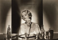 Photographs:20th Century, GORDON H. COSTER (American, 1903-1988). Untitled (Woman Seatedat Vanity), 1930s. Gelatin silver. Paper: 8-1/4 x 10-1/4 ...