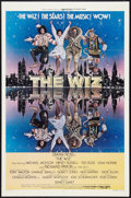 """Movie Posters:Musical, The Wiz Lot (Universal, 1978). One Sheet (27"""" X 41"""") and Pressbook (Multiple Pages, 12"""" X 17.5""""). Musical.. ... (Total: 2 Items)"""