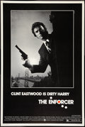 "Movie Posters:Crime, The Enforcer Lot (Warner Brothers, 1977). Posters (2) (40"" X 60"").Crime.. ... (Total: 2 Items)"