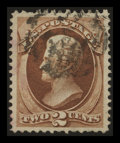 Stamps, 2c Red Brown (146),...