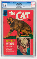 Silver Age (1956-1969):Adventure, Movie Classics: The Cat #nn File Copy (Dell, 1966) CGC NM+ 9.6 Off-white to white pages....