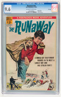 Silver Age (1956-1969):Horror, Movie Classics: The Runaway #nn File Copy (Dell, 1964) CGC NM+ 9.6Off-white to white pages....