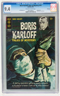 Silver Age (1956-1969):Horror, Boris Karloff Tales of Mystery #19 File Copy (Gold Key, 1967) CGCNM 9.4 Off-white to white pages....