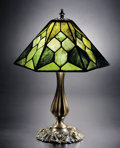 Lapidary Art:Lamps, JADE LAMP SHADE. ...