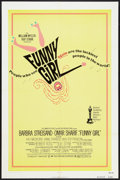 "Movie Posters:Musical, Funny Girl (Columbia, 1969 and R-1972). One Sheets (2) (27"" X 41""). Musical.. ... (Total: 2 Items)"
